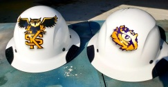 Hardhats College Logos