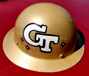 Georgia Tech Hard hat