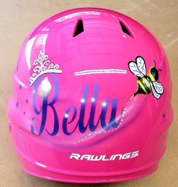 Girls T Ball Helmet