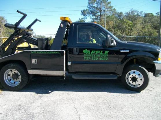 Company Truck Lettering Airbrushed