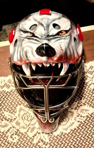 The Beast Professional Hockey Helmet