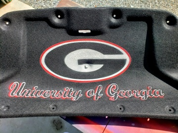 Georgia University Trunk Liner