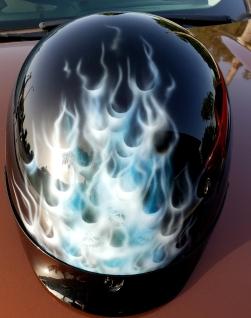 ghost fire helmet