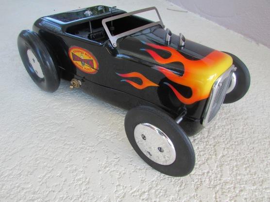 Tether Car