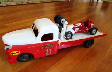 Collectible Toy Truck