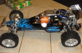 RC Body complete