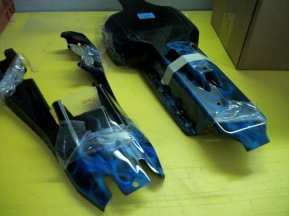 RC Body after paint