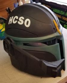 Hillsborough County Sheriff star wars addition