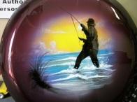 Surf fishing design
