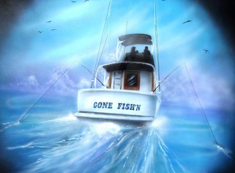 Fishing design