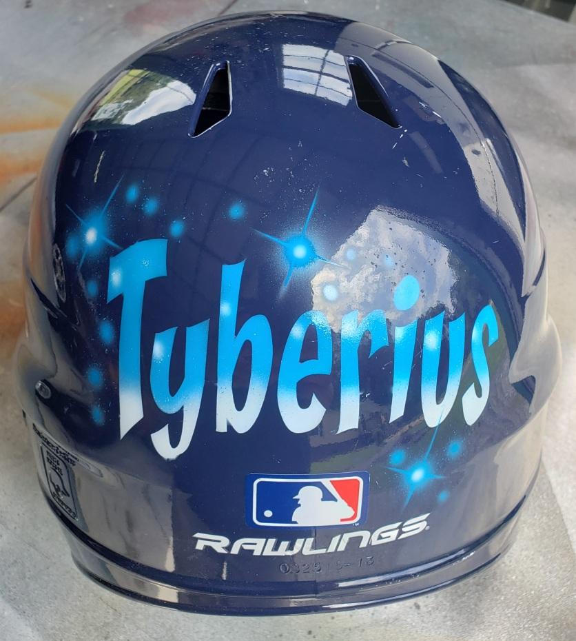 Kids baseball helmet