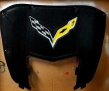 yellow vette logo