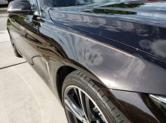 Pinstriping on BMW