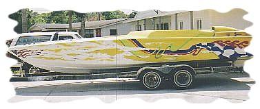 Custom painted Graphics