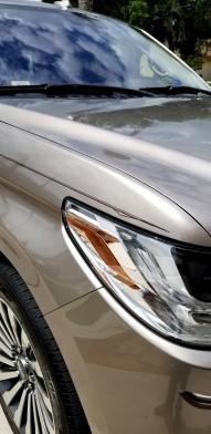 Lincoln Navigator Pinstripes