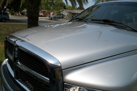 Dodge Ram Accent stripes