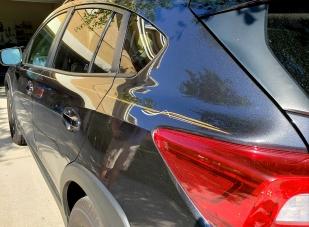 Subaru Rear end