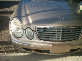 2006 Mercedes Before