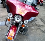 True Fire on Harley