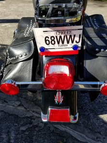 Accents on Harley