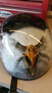 Eagle Helmet